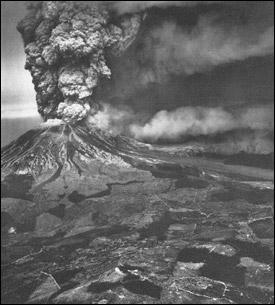 Mt. Saint Helens, 1980