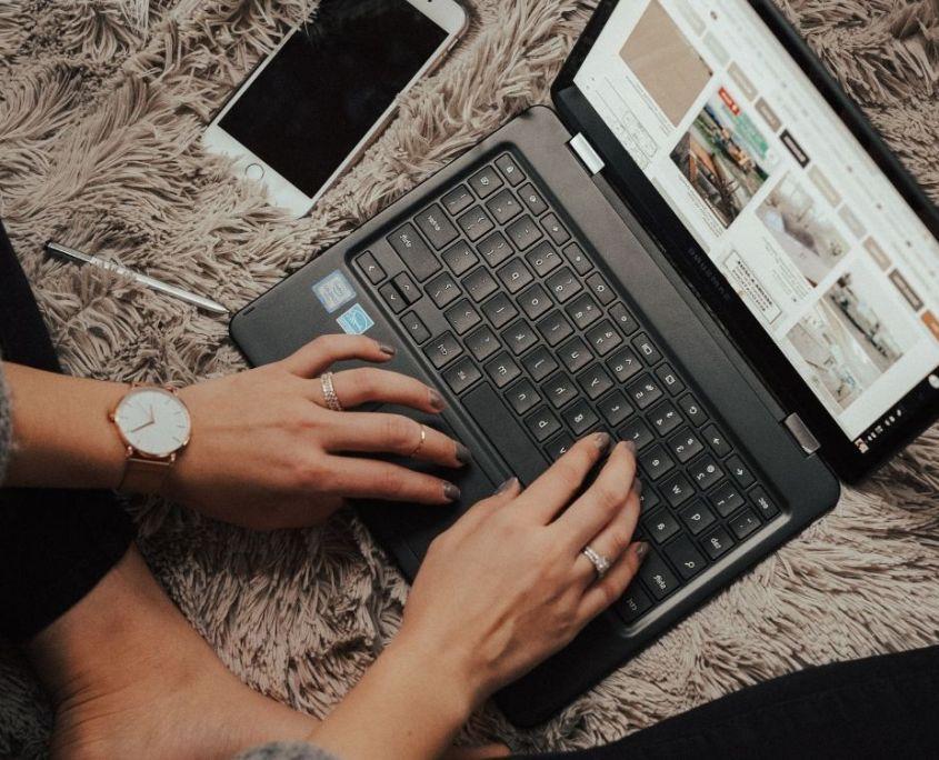 Online Business Inhalte bereitstellen
