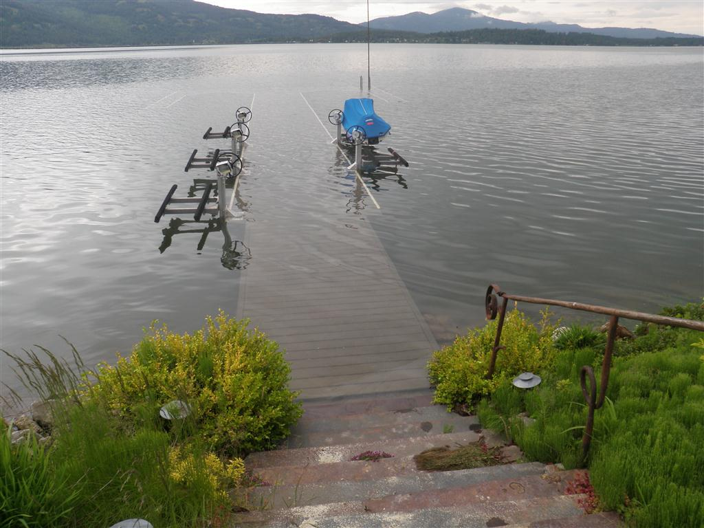 How To Build A Dock On Lake