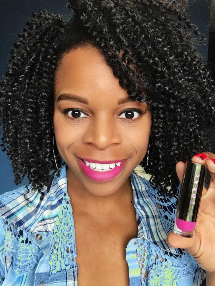 Lorac Jet Setter Lipstick