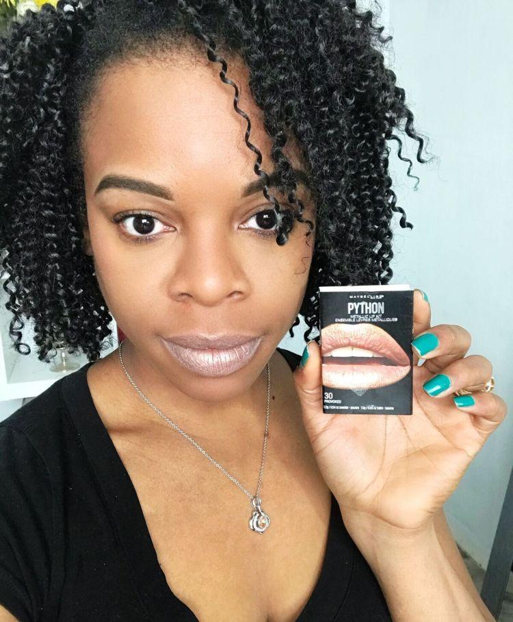 Maybelline Lip Python - Provoked