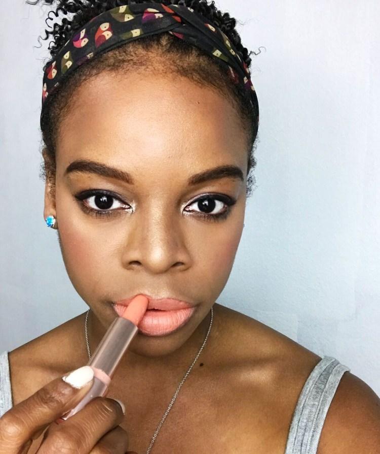 Shayla Colourpop Oouuuu! Lux LIpstick