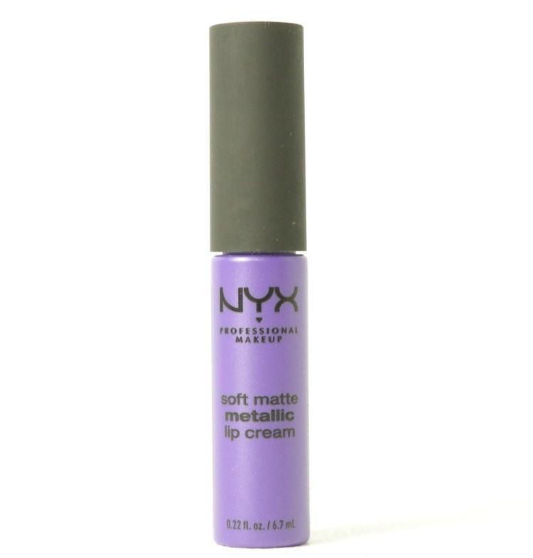 NYX Soft Matte Metallic Lip Cream - Havana