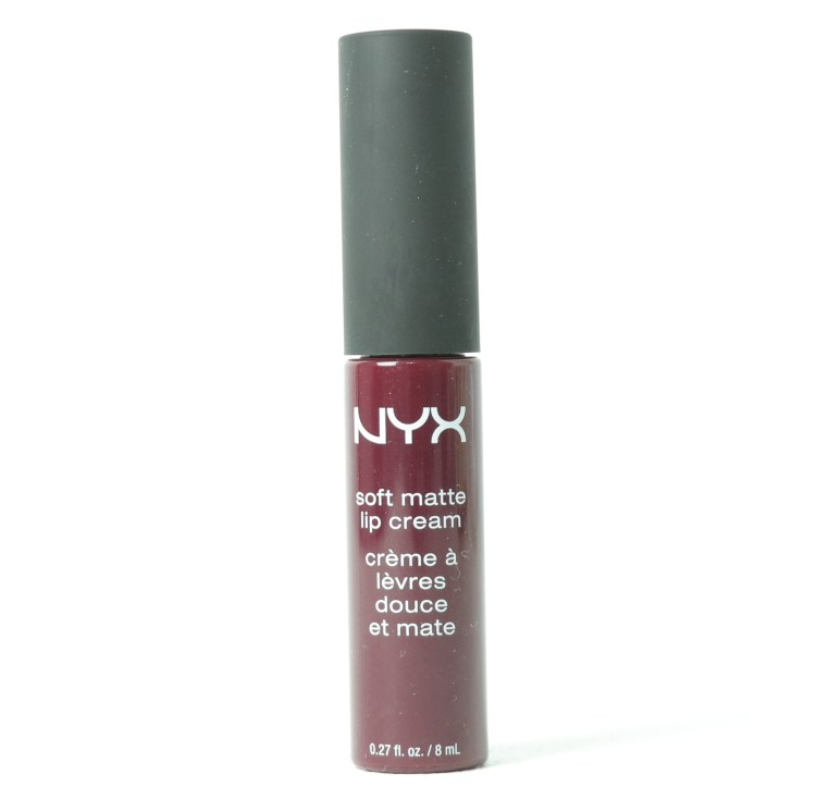 NYX Soft Matte Lip Cream - Copahagen