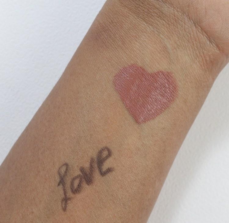 Boxycharm June 2018 - JOnteblue Waterproof Eyeliner and Ofra Liquid Lipstick in Verona