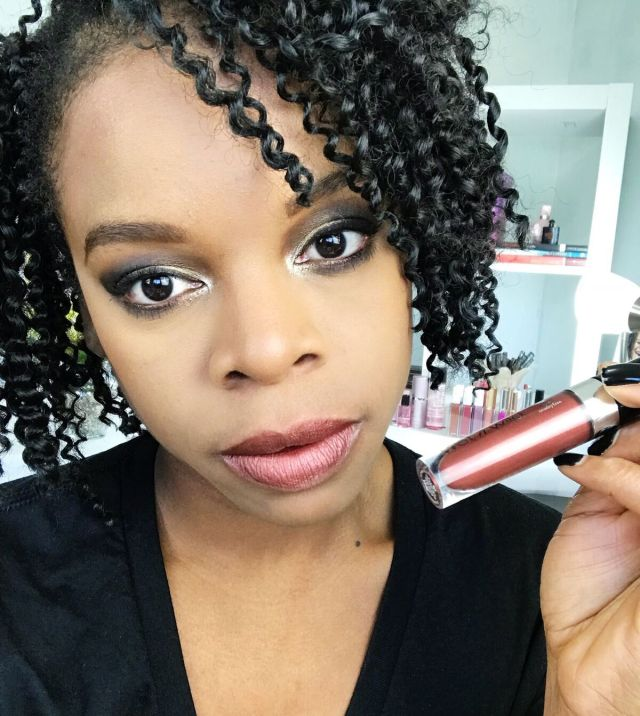 Wet n Wild Megalast Catsuit Metallic Lipstick - Ride on My Copper