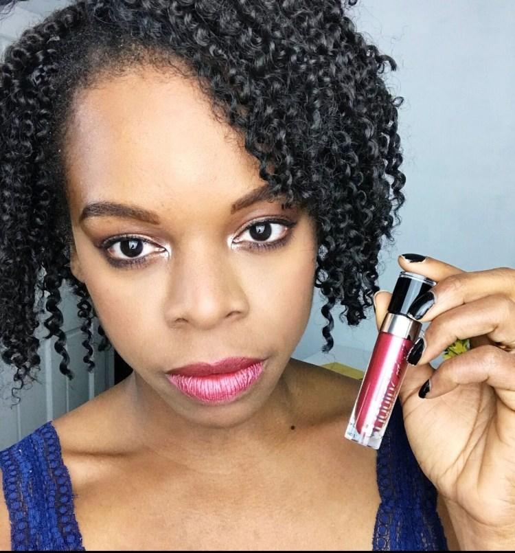 Wet n Wild Liquid Catsuit Metallic Lipstick - Life's No Pink-Nic