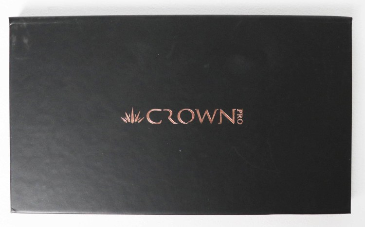 Crown Brush - Fuego Eyeshadow Collectionq