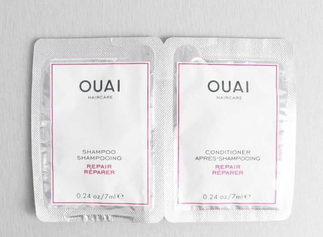Ouai - Repair shampoo and Conditioner