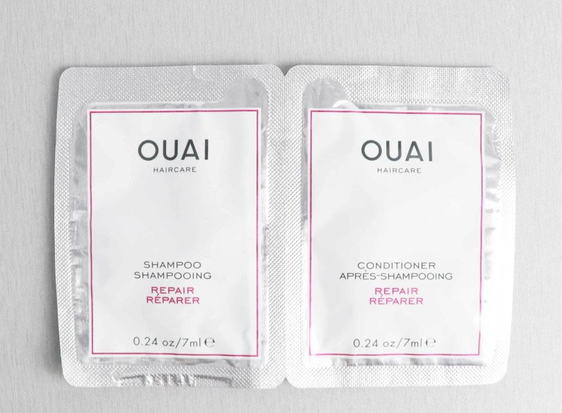 Ouai - Repair shampoo and Conditioner