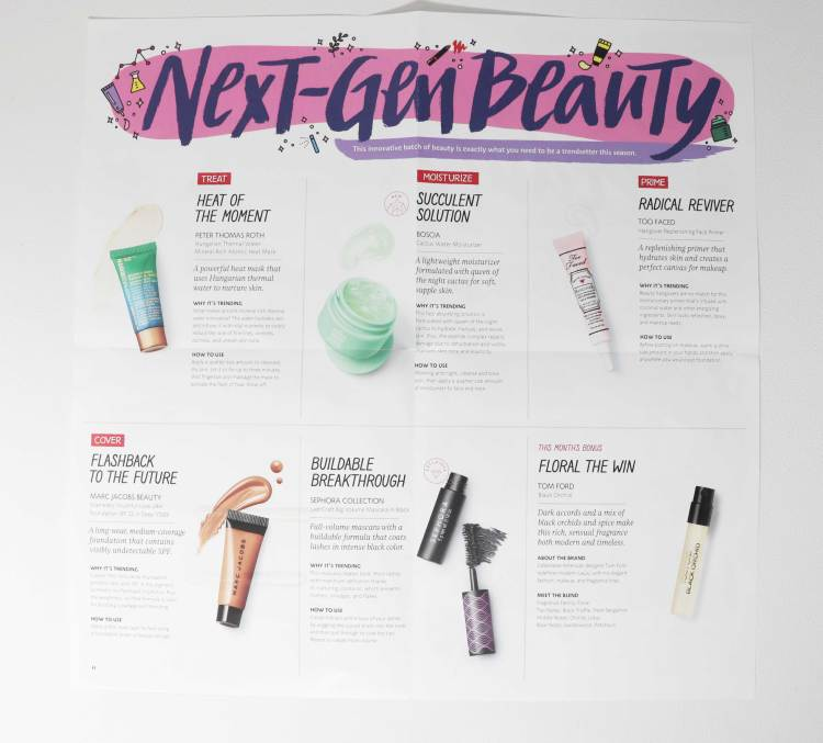 Play by Sephora - September 2018