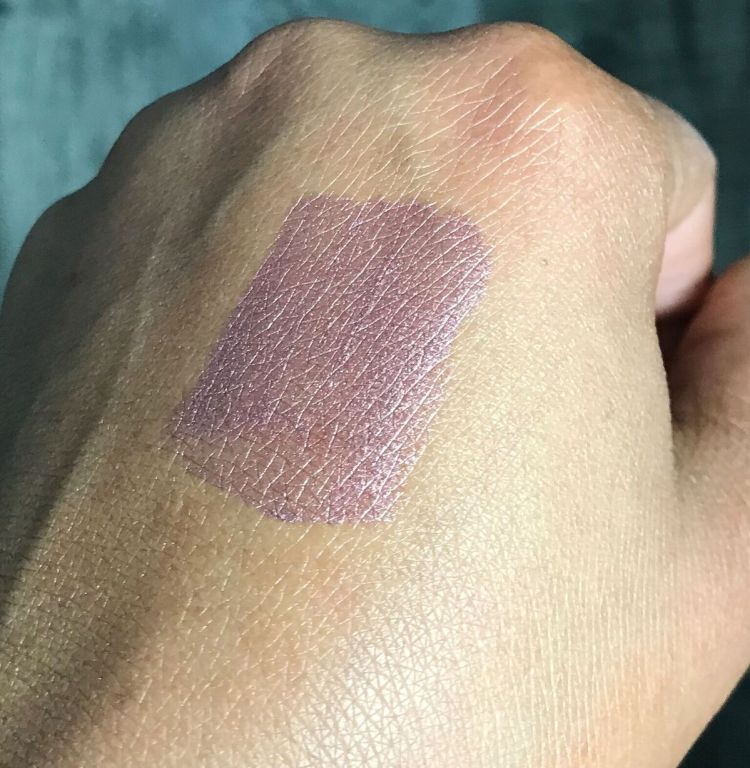 Perfect Tone Metallic Matte Lip Créme Rose Gold