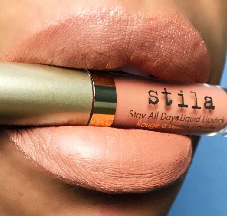 The Stila 'Kiss Me Stila' Stay All Day Liquid Lipstick Set Dolce