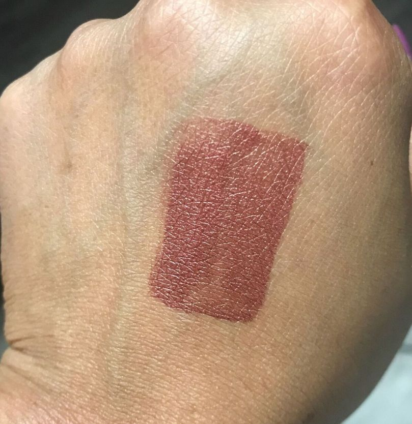 Perfect Tone Metallic Matte Lip Créme Copper