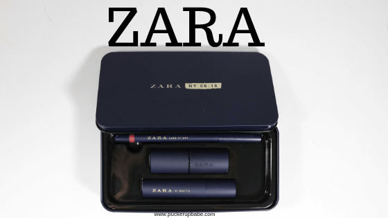 Zara Behind the Scenes Kit