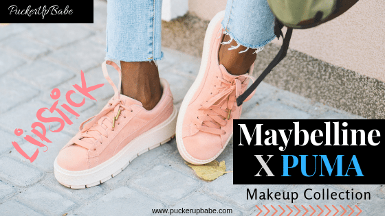 Maybelline and Puma Makeup Collection
