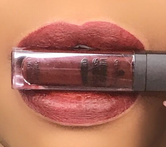 Essence Vibrant Shock Lip Paint in Red Viper