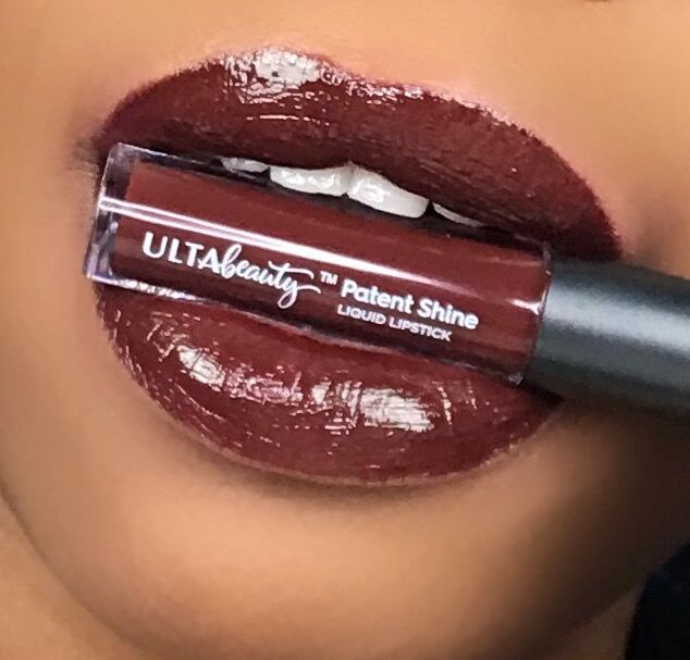 Ulta Beauty Patent Shine Liquid Lipstick Seville