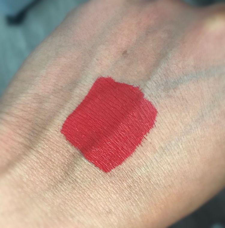 NARS Don't Stop Lipstick