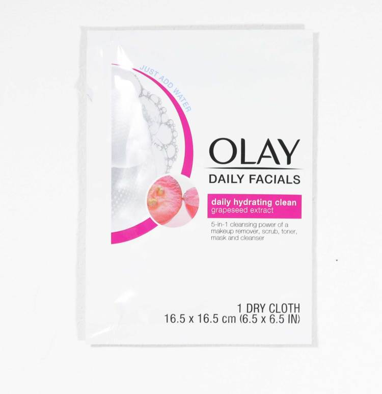 Olay Daily Facials