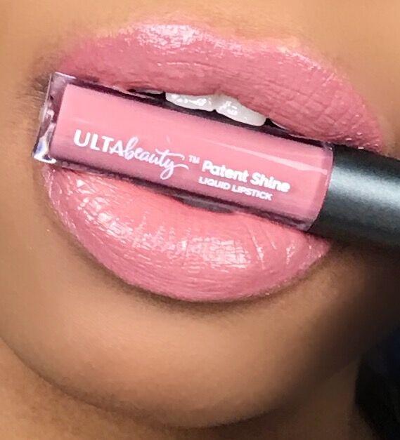 Ulta Beauty Patent Shine Liquid Lipstick Firenze