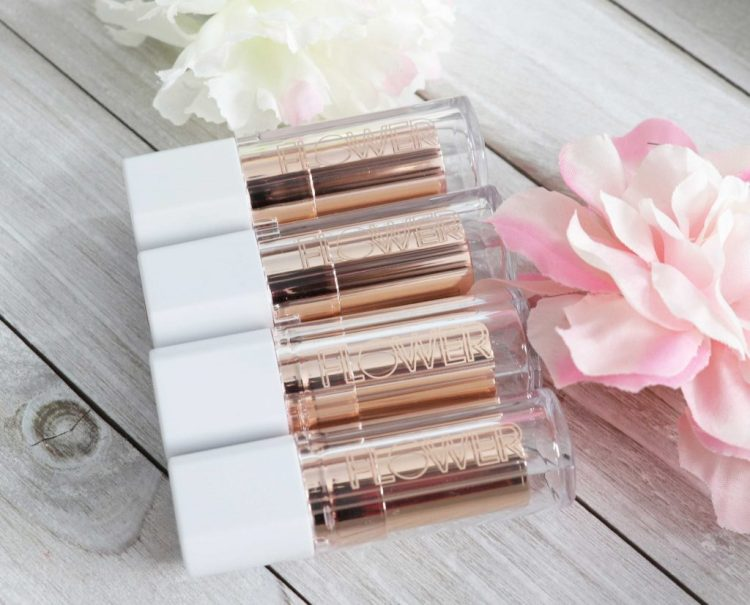 Flower Beauty Petal Pout Lipsticks