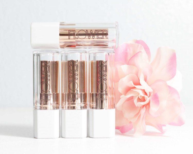 Flower Beauty Petal Pout Lipsticks