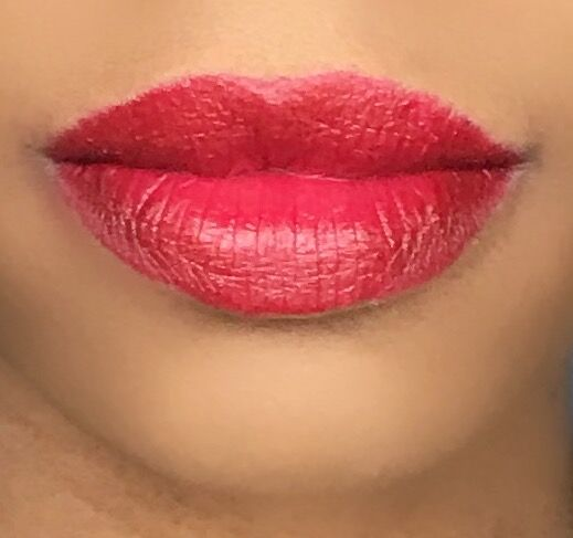 Flower Beauty Petal Pout Lip Color in Ruby Rouge