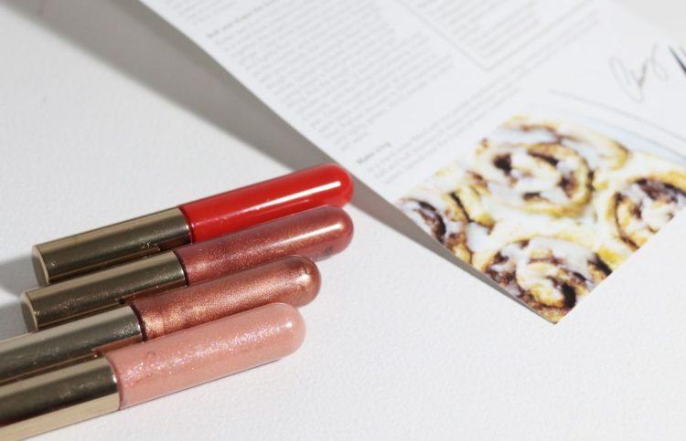 Becca X Chrissy Teigen Lip Icing Glow Gloss Kit