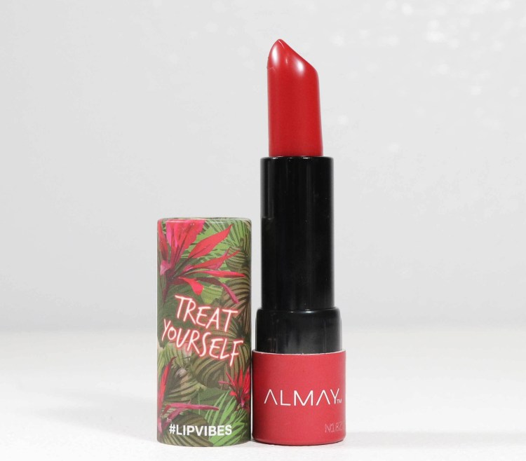Almay Lip Vibes Treat Yourself