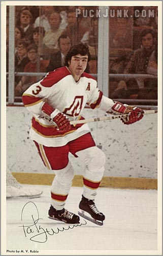 Review: 1972-73 Atlanta Flames Postcards