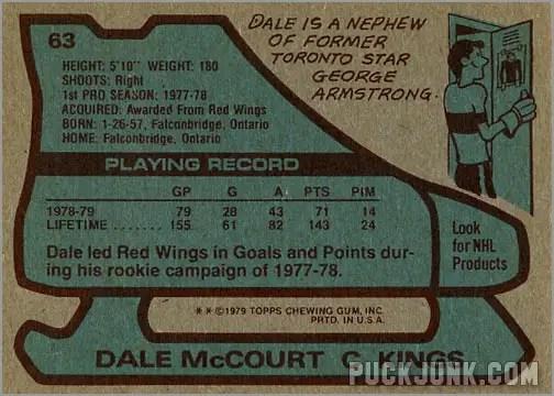 Dale McCourt