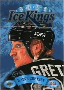 1993-94 Donruss Ice Wayne Gretzky