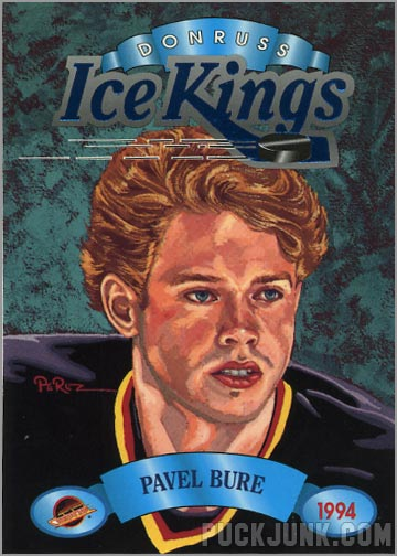 1993-94 Donruss Ice Kings Pavel Bure