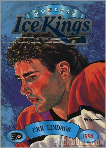 1993-94 Donruss Ice Kings Eric Lindros