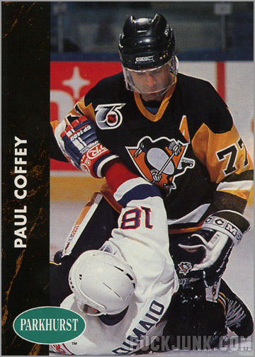 1991-92 Parkhurst #140 - Paul Coffey
