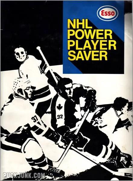 1970-71 Esso Hockey Album