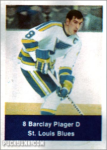Barclay Plager