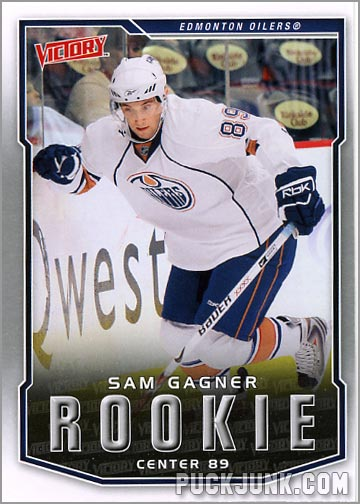 2007-08 Victory #338 - Sam Gagner
