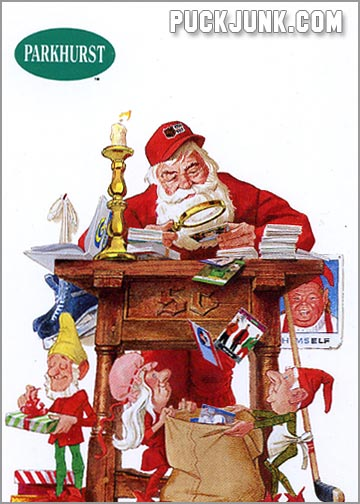 Card of the Week: Dreary Christmas