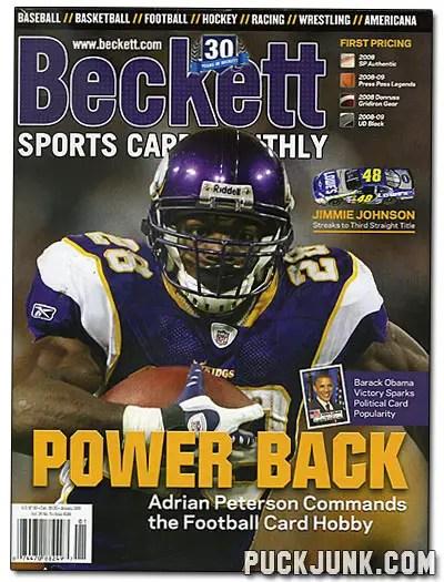 Beckett Sports Card Monthly #286