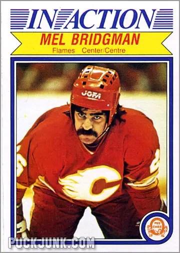 Mel Bridgman In Action