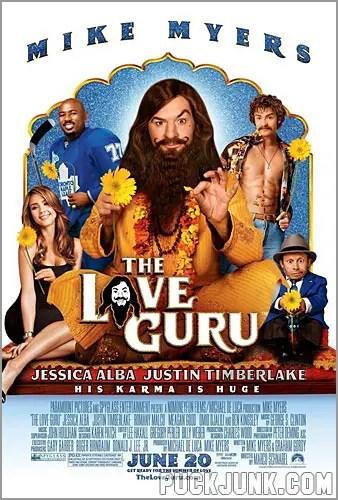 The Love Guru movie poster