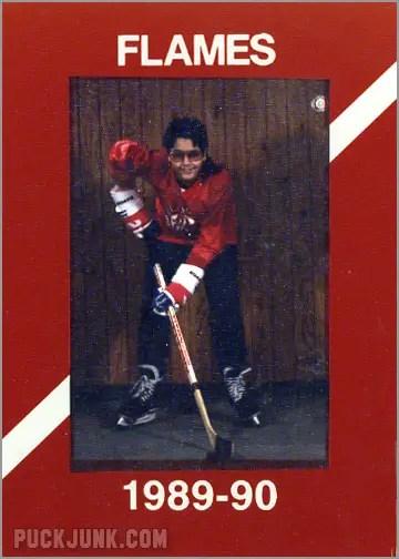Sal Barry 1989
