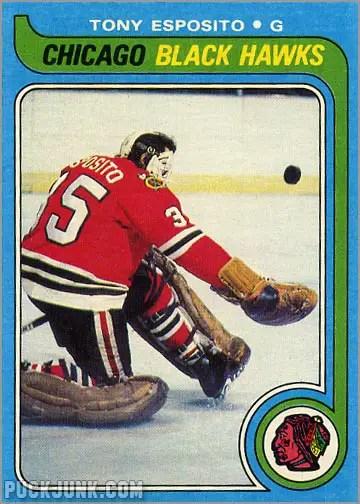 1979-80 Topps #80 - Tony Esposito