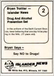Review: 1985 Islander News Bryan Trottier