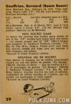 1963-64 Parkhurst #29 - Bernard (Boom Boom) Geoffrion