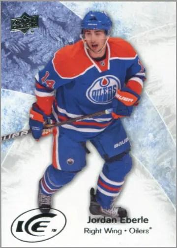2011-12 Ice #36 - Jordan Eberle