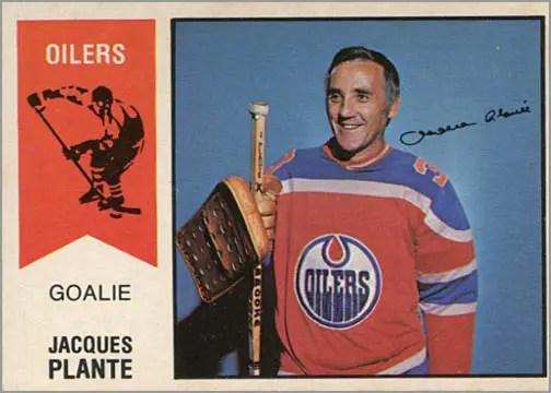 1974-75 OPC WHA #64 - Jacques Plante