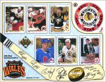 Lost Cards: 1990-91 Upper Deck Update Chris Chelios in red Blackhawks jersey